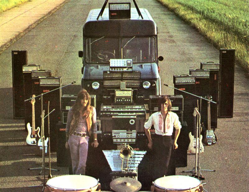 Pink Floyd Ummagumma back sleeve