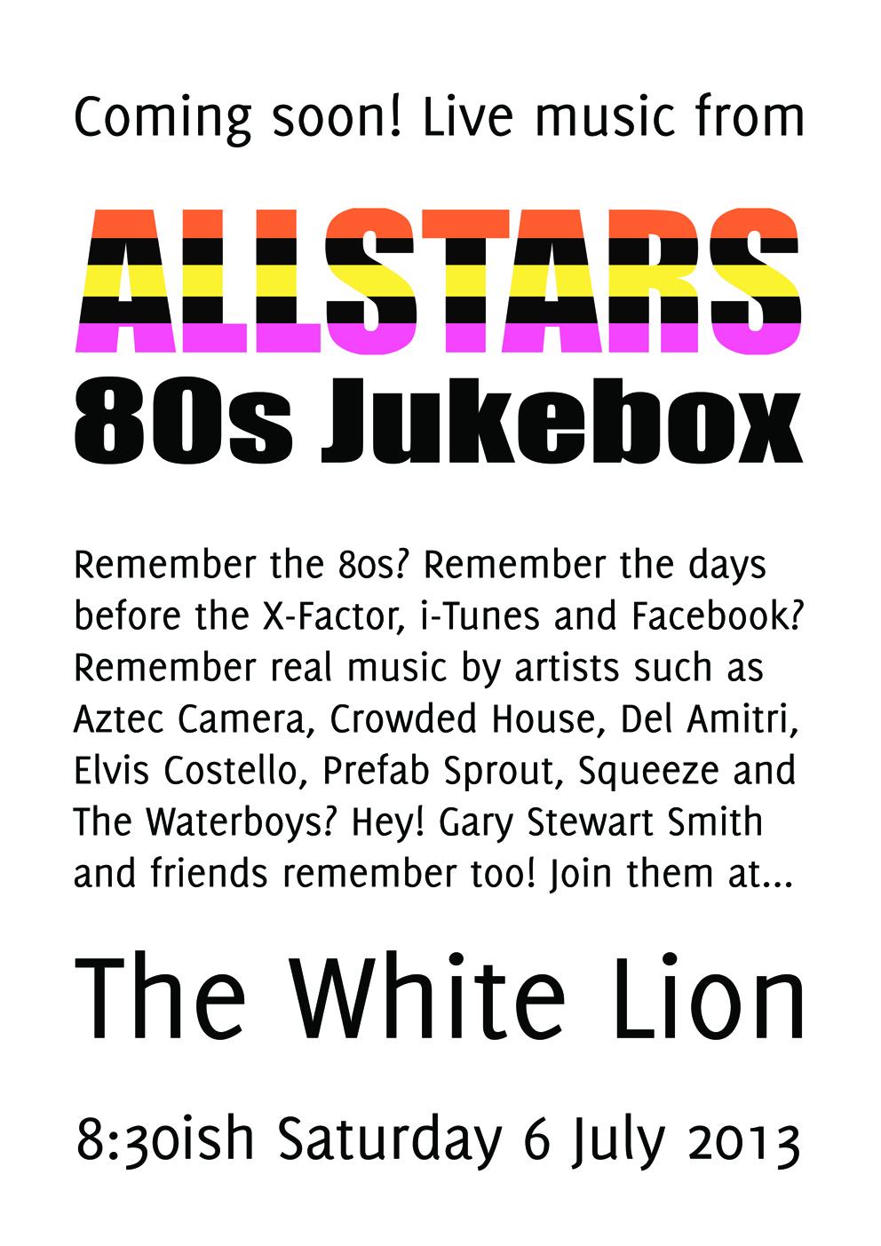 white lion 6 july 2013