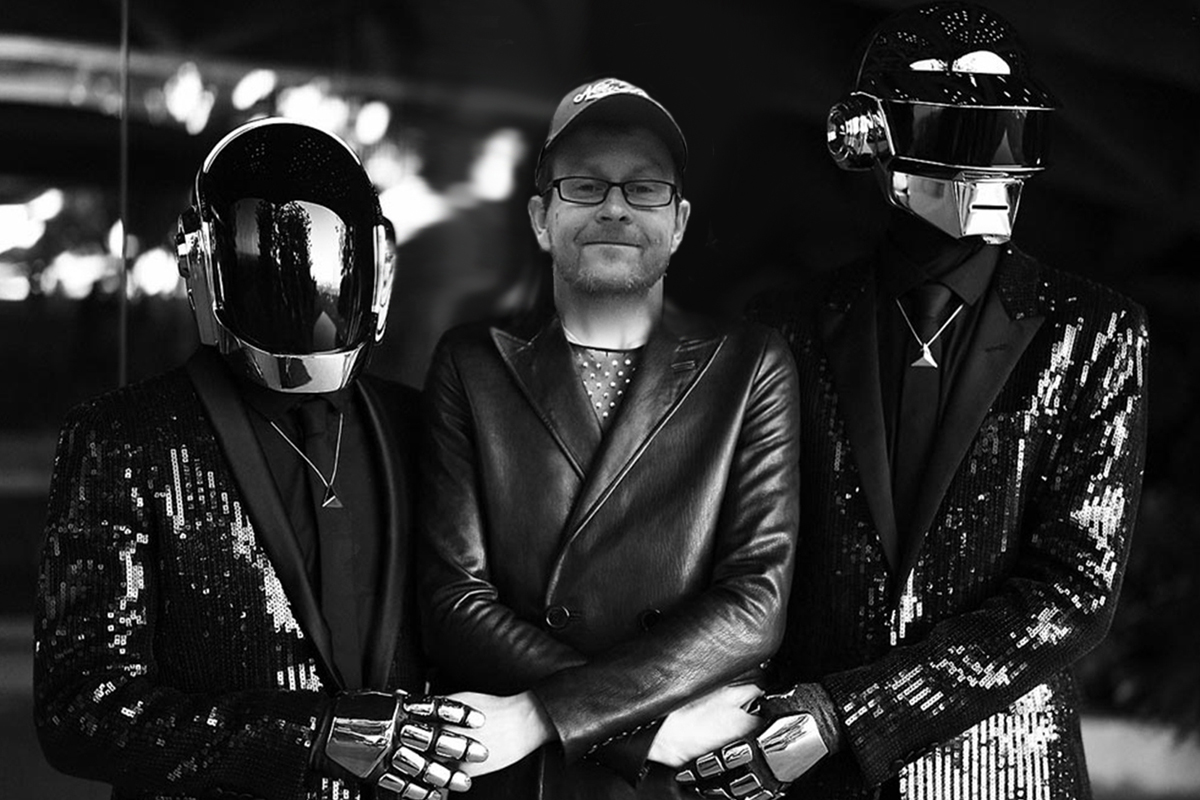 Daft Punk and me