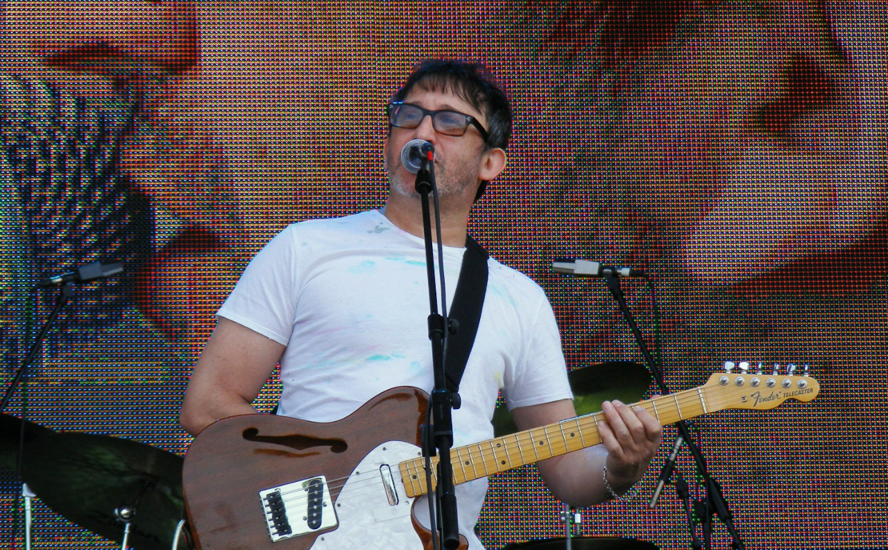ian broudie from the lightning seeds