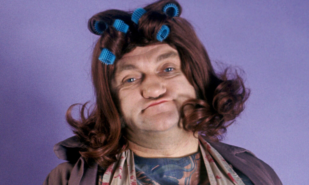 Les Dawson: for no reason whatsoever.